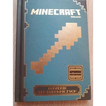 Minecraft. Poradnik dla budowniczych oprawa twarda