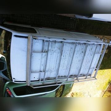 Bagażnik dachowy dla samochodów typu furgon.