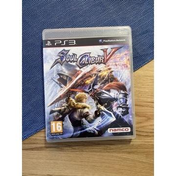 Soul Calibur 5 PS3 komplet