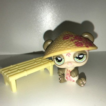 LPS LITTLEST PET SHOP PANDA #904