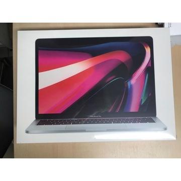 MacBook Pro 8GB / 512GB SSD 2020 nowy zafoliowany