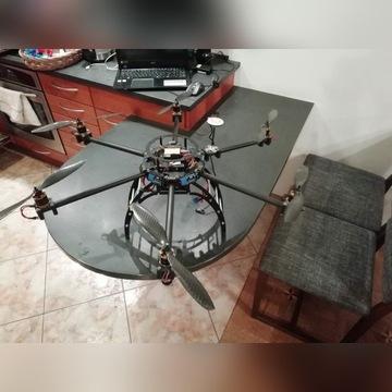 Niekompletny zestaw hexacopter dron DJI Naza v2
