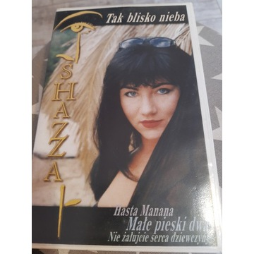 Shazza VHS disco polo,boys,akcent,mister dex