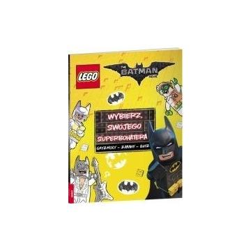LEGO Batman Wybierz swojego superbohatera