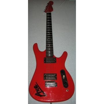 Gitara el Stratocaster AXE HH Korea