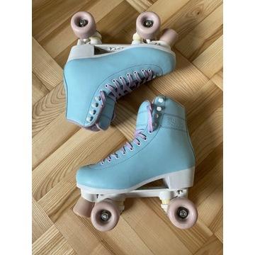Wrotki ROOKIE rollerskates bubblegum blue 40.5