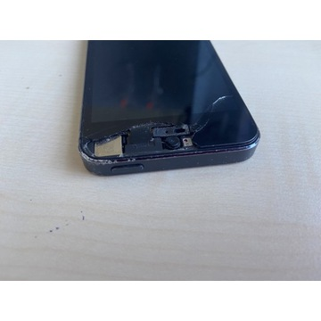 Iphone 5 uszkodzony