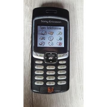 Sony Ericsson T290i sprawny bez simlocka ładowarka