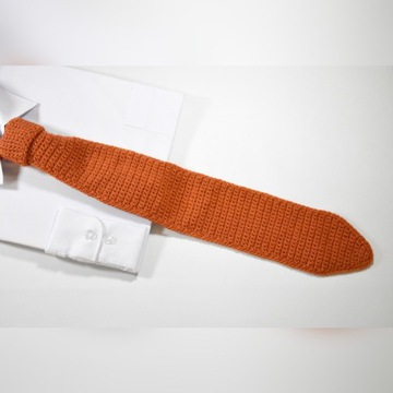 Krawat męski knit