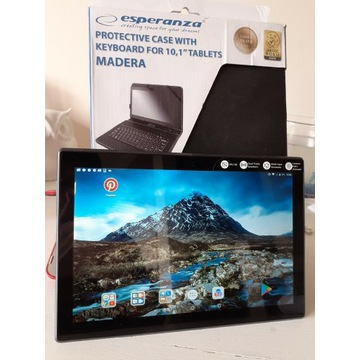Tablet Lenovo TB-X304L LTE 2/16+etui z klawiaturą