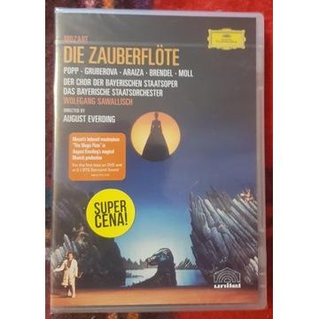 Mozart - Die Zauberflöte (Zaczarowany flet) NOWY!