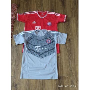 2 koszulki klubowe Bayern Monachium