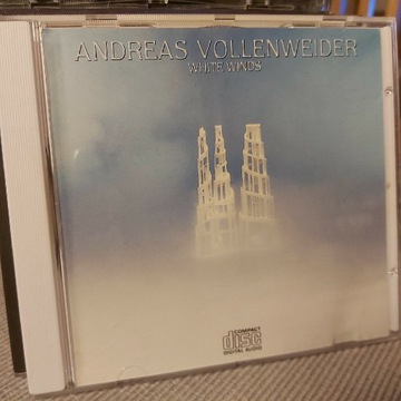 Andreas Vollenweider White Winds