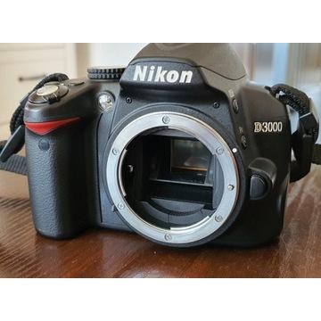 Aparat Lustrzanka Nikon D3000, Sigma 18-125mm