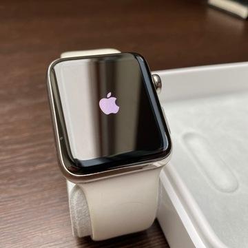 Apple Watch 42mm series 2 Stal Stainless Steel