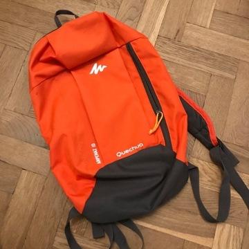 Plecak Quechua 10 L mały czerwony