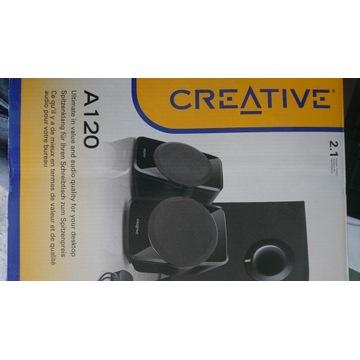 Zestaw głośników Creative a120 2.1 BAS regulacja g