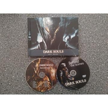 Dark Souls Limited Edition Artbook + płyty