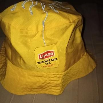 Lipton kapelusz przeciwsłoneczny