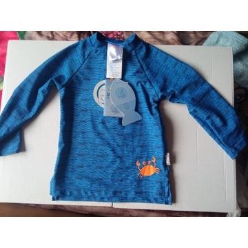 Bluzka niemowlęca do pływania Sterntaler roz74-80