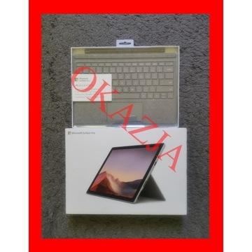 NOWY Microsoft Surface Pro 7 + klawiatura GRATIS