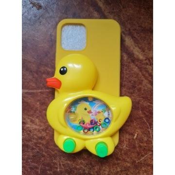 Etui iPhone 12 PRO Gra Kaczka