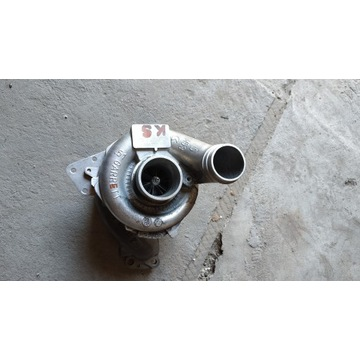 Turbina Turbosprężarka GARRETT Mercedes