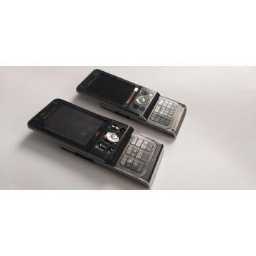 Sony Ericsson w910i części