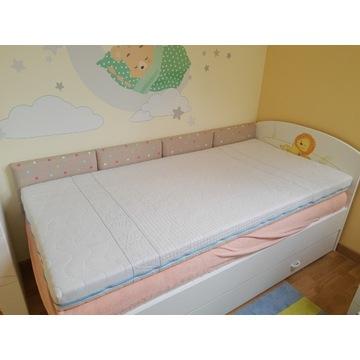 Materac lateksowy dla dziecka Hevea Junior 190x90