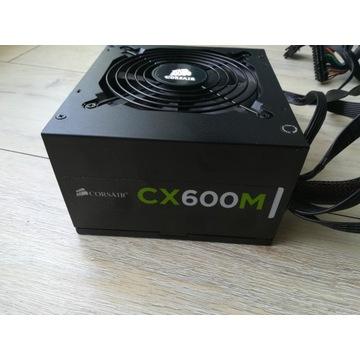 Zasilacz komputerowy Corsair CX600M