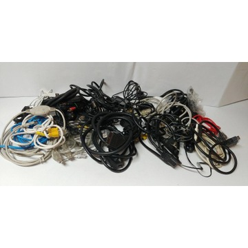 Kable różne mix 40szt.