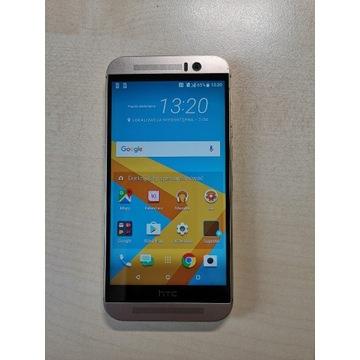 Telefon HTC One M9 Gold/Silwer