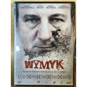 Wymyk - Robert Więckiewicz DVD nowa
