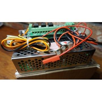 Zasilacz buforowy 24V 1.8A wyj.techniczne PULSAR