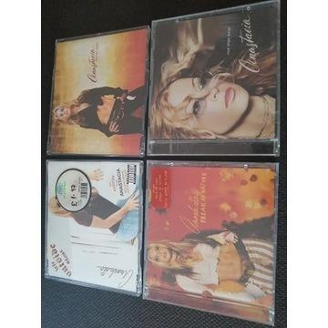 4 x CD ANASTACIA FREAK OF NATURE Pop Albumy Single