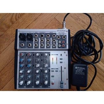 Mikser audio MM1002
