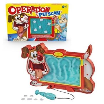Gra Pet Scan gra operacja pies gra zręcznościowa
