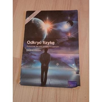 Książka do szkoły z fizyki