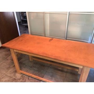 Stół do masażu lub rehabilitacji