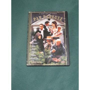 PAN TADEUSZ  (DVD)