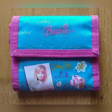 Portfel dziecięcy Barbie