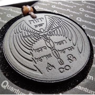 Medalion Energii Skalarnej Quantum Pendant jony