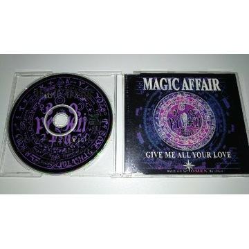 Magic Affair - Give me all Your love - singiel