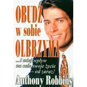 """""""Obudź w sobie olbrzyma"""" - Robbins"""