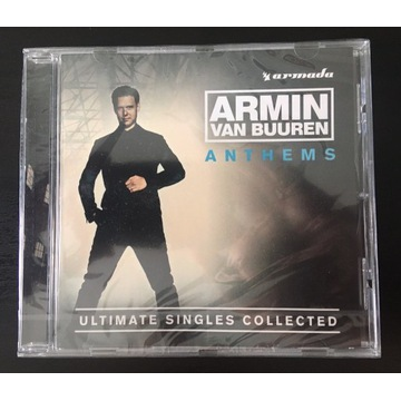 Armin Van Buuren - Anthems [CD] | NOWA