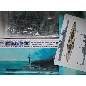 1/700 NOWOŚĆ HMS Invincible Flyhawk