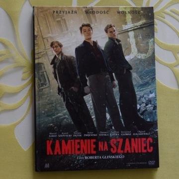 """DVD """"Kamienie na szaniec"""""""