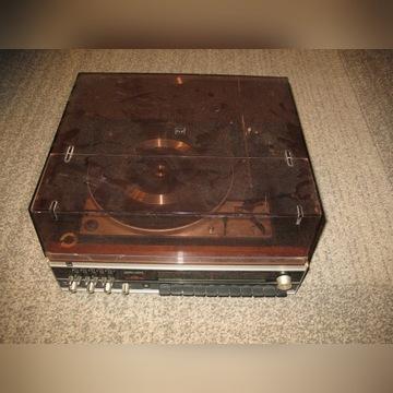Gramofon Dual 1220 wzmacniacz i tuner KA 50