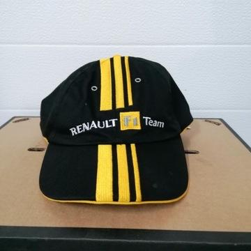 Czapeczka Renault F1
