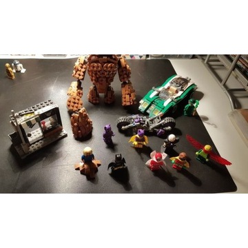 LEGO Batman Movie 70902 70903 70904 Clayface